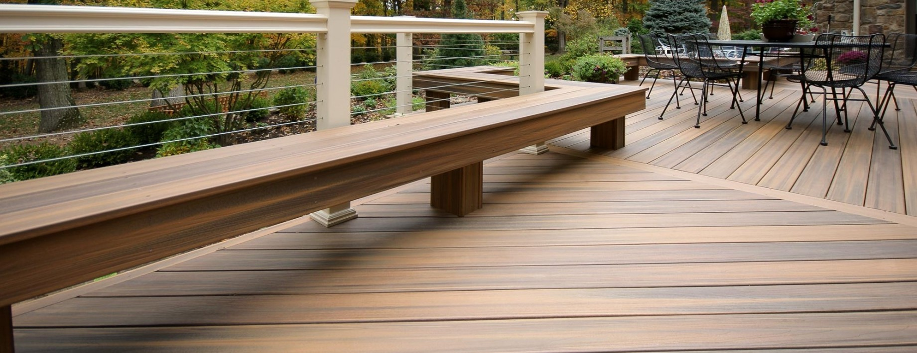 terrasse loire eco bois. Black Bedroom Furniture Sets. Home Design Ideas
