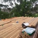Lames de terrasse en bois Orléans