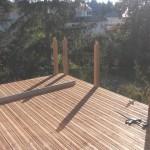 Construction terrasse bois Orléans