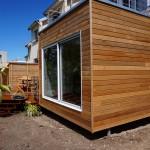 Extension bois maison Orléans