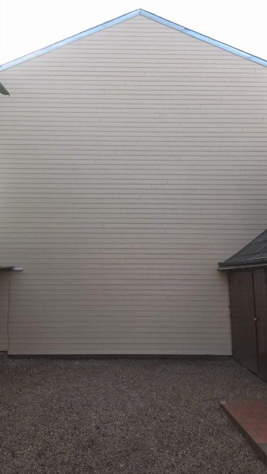 Projet d 39 isolation par l 39 ext rieur orl ans loire eco bois for Extension maison orleans