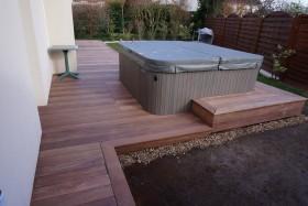 Terrasse bois Loiret
