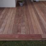 Terrasse bois exotique cumaru