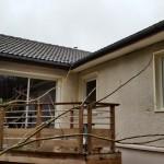 préparation ITE maison Loiret