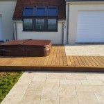 Extension terrasse bois Loiret