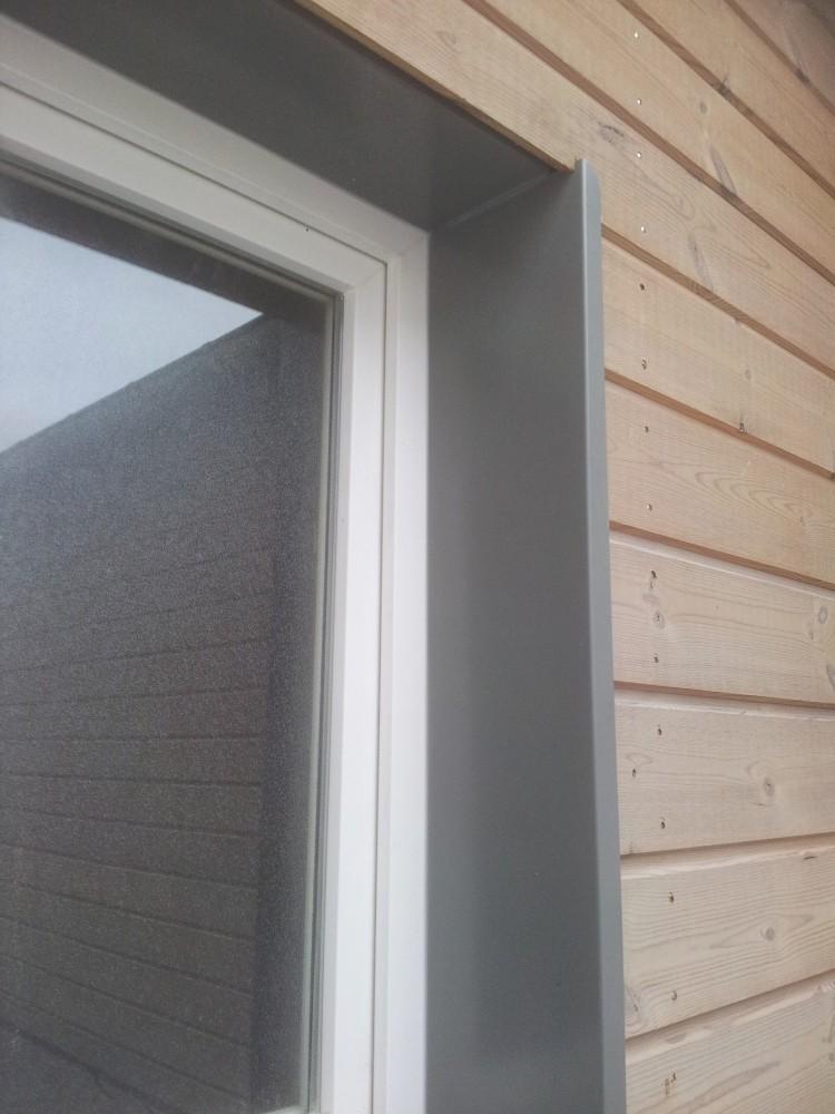 Terrasse bois et isolation ext rieure pr s d 39 orl ans - Isolation exterieure bois bardage ...