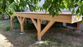 Optez Pour Une Terrasse Surelevee Loire Eco Bois