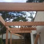 La Construction d'une Pergola Bois