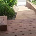 Escalier Rénové en Bois