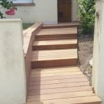 Construction Escalier Bois