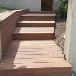 Habillage Bois d'un Escalier