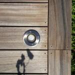 Terrasse Bois avec Spots