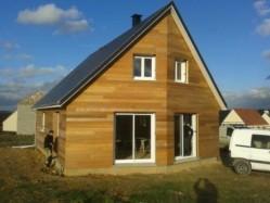 Qu'est ce qu'une maison à ossature bois